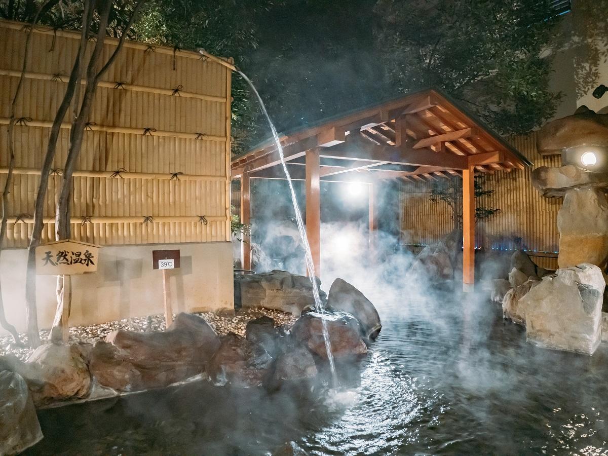 【素泊まり】観光メインのアクティブなご旅行に便利。観光の後は天然温泉で湯巡り