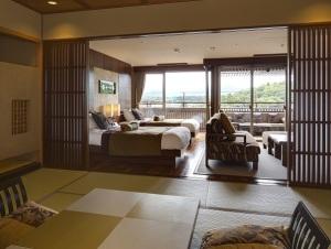 ◆分煙◆【天祥の館】 「然 Zen」 スイート客室(和洋室)