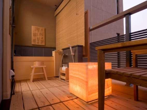 【露天風呂付】洋室ダブルルーム 19平米