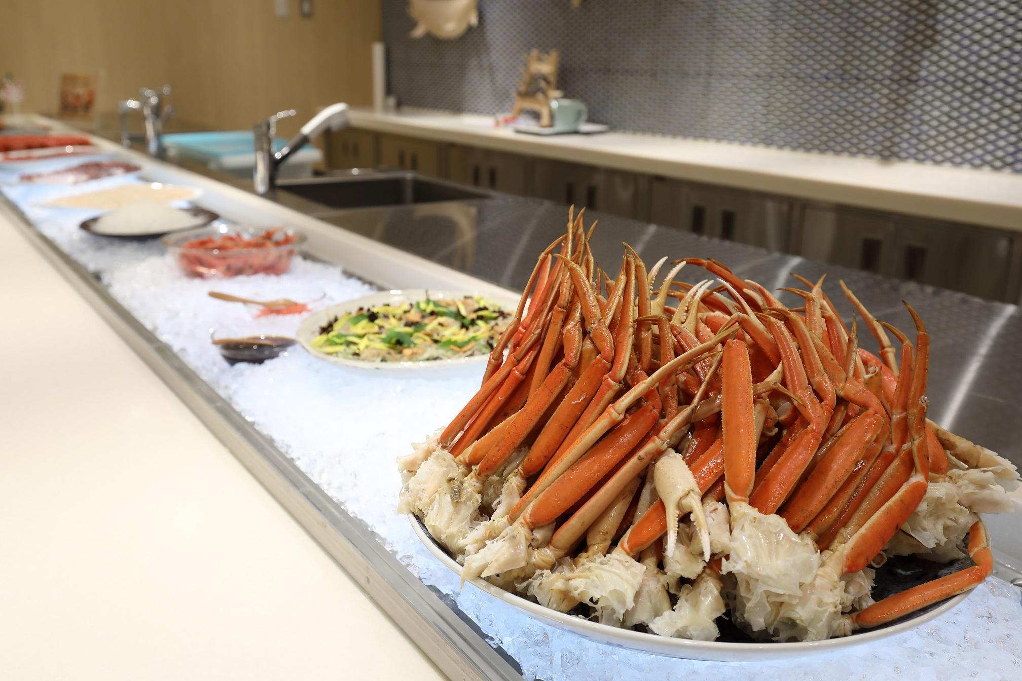 【早期予約60日前】60日前のご予約で函館旅をお得に♪1泊2食♪約60品のビュッフェ+花月宿泊者特別料理1品付