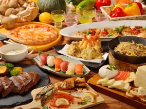 【スタンダード】1泊2食基本プラン / ビュッフェ
