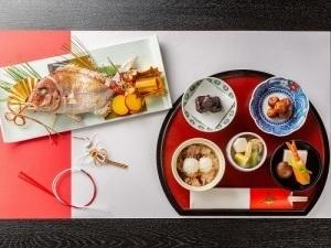 【祝】☆お食い初め膳付☆100日のお祝いプラン♪ 夕食はお部屋で『和食会席膳』