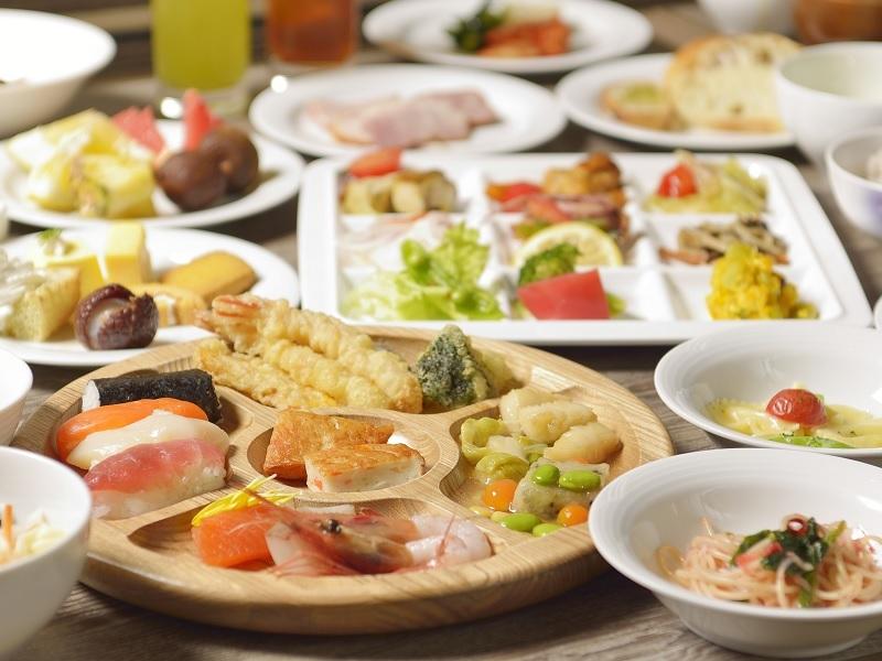 ≪スタンダード≫石窯焼きピザやグリル料理を堪能♪ 夕食は『ライブビュッフェ』プラン