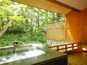 【温泉露天風呂付き客室 如月・弥生】10畳+広縁■ND