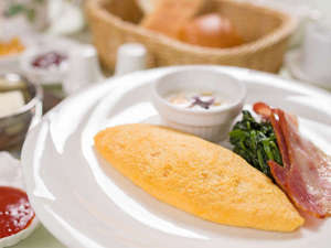 ≪冬のご優待≫~思い出に残る伝統のオムレツご朝食付き~ ※ご夕食追加は当日20時までの受付