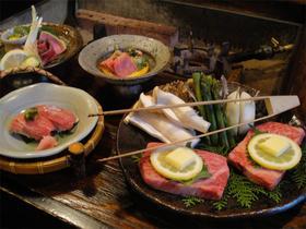 【飛騨牛プラン】 厳選飛騨牛を使ったオリジナル料理プラン
