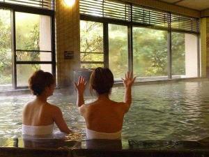 ◆通年プラン【受賞NO.1☆美肌の湯体感】緑あふれる露天風呂で自然を感じる♪いつでも天然温泉100%