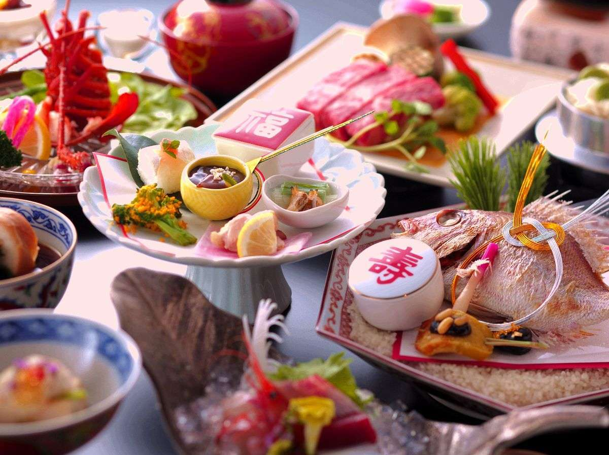 【部屋食】【還暦・節目のお祝い】祝いの席を華やかに■大好きな人に感謝と尊敬の気持ちを伝える宴