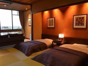 ◆源泉100%・温泉内風呂付客室【和洋モダンスイート】