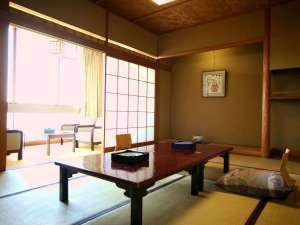 ◆【スタンダード和室】本間10畳以上確約+広縁