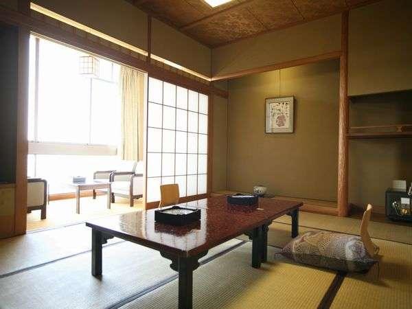 ◇【スタンダード和室】本間10畳以上+広縁/お部屋食