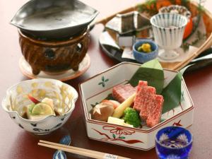 神戸牛たっぷり120g鉄板焼会席◆レストラン (商品No:4111x)