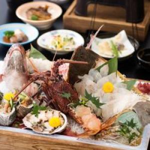 【当館人気№1】淡路の海鮮食べつくす!海の幸三昧