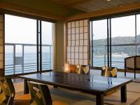 和室10畳(夕食・朝食:お食事処)