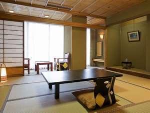 和室10畳(夕食:お部屋食 朝食:お食事処)