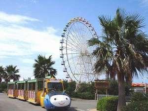【お得な特典で満喫】 わくわくランド乗り物券付き♪『赤穂海浜公園プラン』