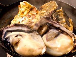 牡蠣尽くし!坂越牡蠣を使った『牡蠣鍋』や『蒸し牡蠣』『牡蠣の釜飯』を堪能するカキ三昧の会席プラン♪