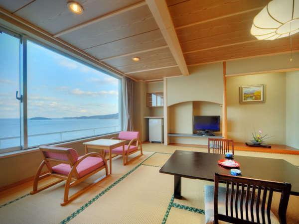 【海側:東館和室】和室12.5~14畳・オーシャンフロント