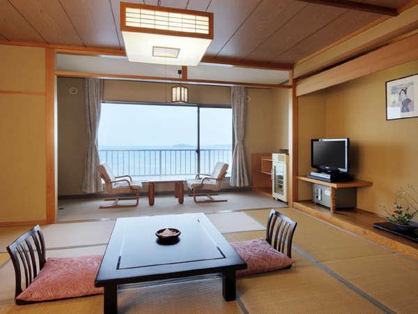 【海側:南館和室】和室10畳