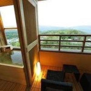 【上層階確約】のんびり眺望を愉しむ【1日5室限定】