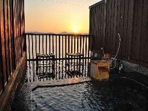 2人で湯っくり貸切露天風呂(45分利用)付宿泊プラン