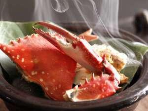 【秋・冬限定】渡り蟹会席  今年もやります!