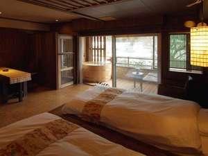 露天風呂付客室~七宝倶楽部~きいろい稲穂(316) 【禁煙】