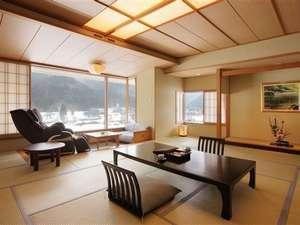 【四季折々の景色を楽しめるお部屋】マッサージチェア付客室