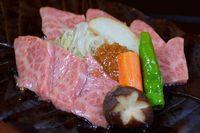 お得☆飛騨牛朴葉味噌ステーキと飛騨牛の握り寿司&8大特典付きプラン☆
