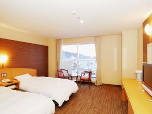 【海側】洋室ツインルーム(32.4平米)