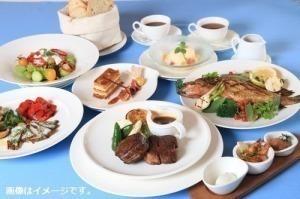 【夕・朝食付】海を臨むレストランでギリシャ料理を満喫♪ THE TERRACE・グルメプラン (禁煙)
