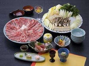 【伊賀牛すき焼き】柔らかお肉♪伊賀牛をすき焼きで