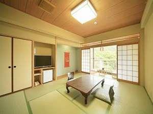 月の棟【和室10畳】バス洗浄トイレ付(レストラン食)
