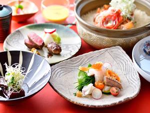 【スペシャル】料理長おまかせ美食プラン★メニューは当日のお楽しみ♪