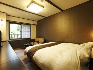 和風ダブル◆180cm幅ベッド(2名定員)…21平米