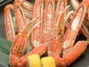 【お値段控えめ蟹多め】松葉蟹ずわい蟹三大蟹料理饗宴プラン(かに刺・焼蟹・かに鍋)