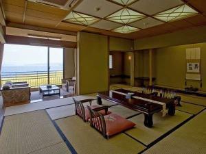 ■特別室/神楽・侘助(かぐら・わびすけ)■ 広い客室でワンランク上のゆったりステイ