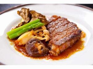 【とろける旨さ】 豊後牛ステーキ付★和食懐石プラン