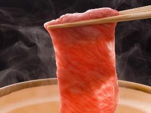 【当館おすすめ!】豊後牛しゃぶしゃぶ&ミニステーキよくばりグルメコース★