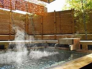 「貸切露天風呂付きプラン」~ゆったり温泉を満喫♪~