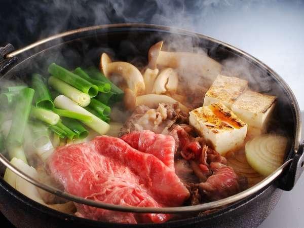 「近江牛すき焼きプラン」~口の中でとろけるやわらかさ!!絶品近江牛が食べたい♪~
