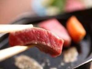 お肉大好きさんに贈る★『朝ステ朝食』付きプラン~夜は神戸牛しゃぶしゃぶ!朝はステーキで大満足!