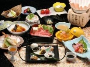 【室数限定】お食事会場ご利用だからお得!神戸牛付会席が1620円引~気軽に有馬旅プラン