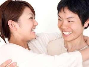【20代までのカップル限定】1泊2食付★レイトチェックアウトOK『1泊2食☆カップル割』