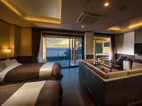 【ふらり】露天風呂付和洋室≪和洋室・海側 約68平米≫