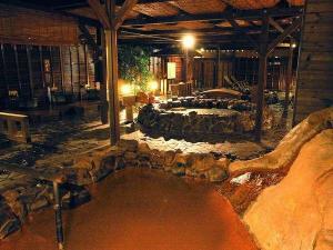 温泉三昧!太閤の湯26種類を満喫!1泊朝食バイキング付プラン