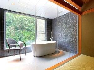 半露天風呂付き客室【12畳和室(716)】