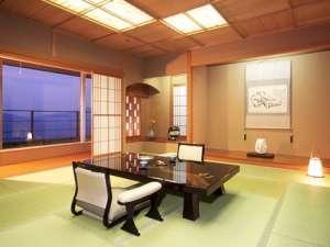 【最上階特別室 15+8畳+リビング】三世代旅行にもおすすめ