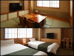 【京和風】和洋スイート≪禁煙≫◆ベッド2台+温もりの空間…35㎡