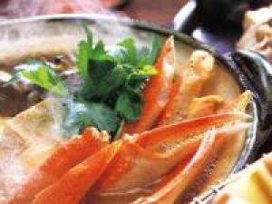 【冬】≪地蟹付蟹懐石≫タグ付地蟹も味わえるかに懐石 ◆焼き牡蠣付◆和牛石焼きor鮑バター焼きをチョイス